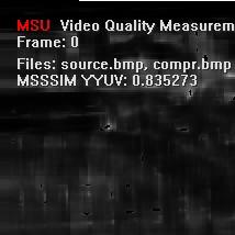 MSU Quality Measurement Tool: Metrics information